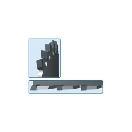 Pilový kotúč FREUD LU4B 203x2,0/1,4x25,4 Z90