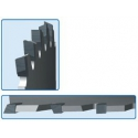 Pilový kotúč FREUD LU4B 255x2,2/1,6x25,4 Z100