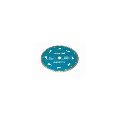 Diamantový rezný kotúč na betón (vejarovitý) MAKITA