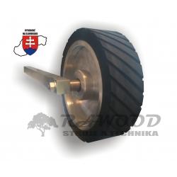 Kontaktné koleso pr.255mm pogumované a drážkované WR-250