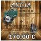METABO KS 55 kotúčová píla v kufri + METABO STEB 65 Quick priamočiara píla