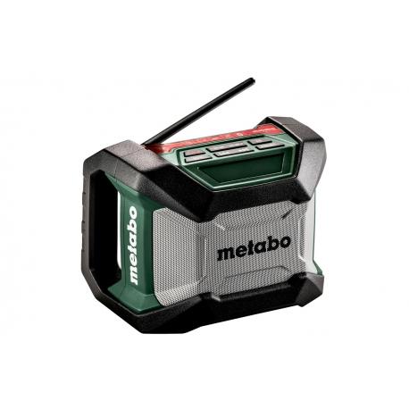 METABO R 12-18 BT  600777850  AKUMULÁTOROVÉ STAVEBNÉ RÁDIO