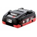 METABO LiHD 18 V, 4.0Ah, 625367000