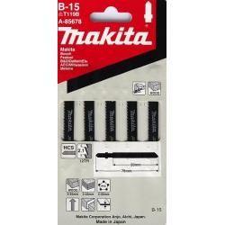 Makita A-85678 Pílové listy z uhlíkovej ocele 50mm, 5ks/bal.