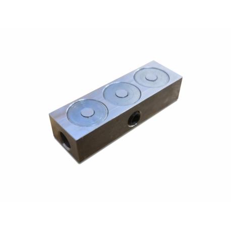 Kocka pre magnetický uhlomer
