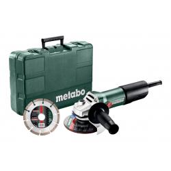 Metabo W 850-125 Set 603608510 Uhlová brúska