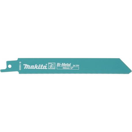 Makita B-16835 Bi-metal pílový plátok na železo (5-100mm), 1 ks