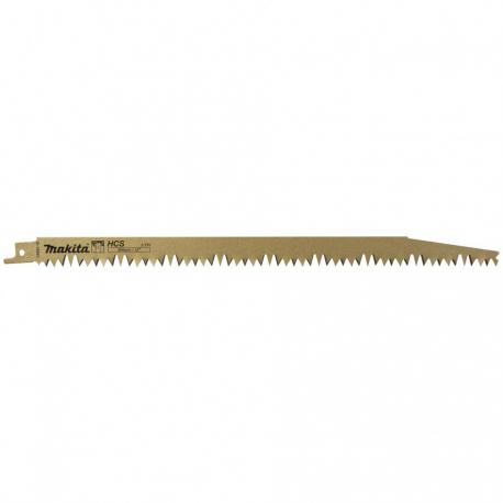 Makita B-16863 HSS pílový plátok na mokré drevo a opilovanie stromov 280mm 1 ks