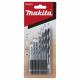 Makita D-62371 Sada vrtákov do dreva 7ks