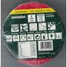 Metabo 624066000 25 Samolepiacich brúsnych papierov 150 mm sort., H+M, SXE