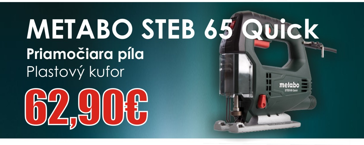 METABO STEB 65 Quick